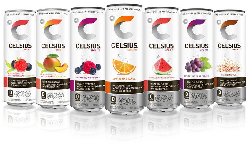 Metabolism-Boosting Energy Drinks