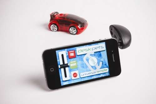 Smartphone-Operated Vehicles