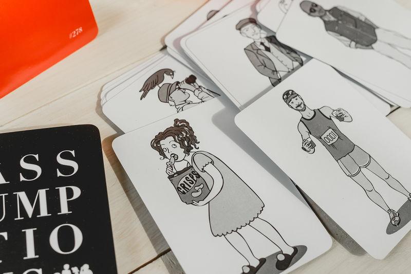 Hilarious Illustration-Matching Games