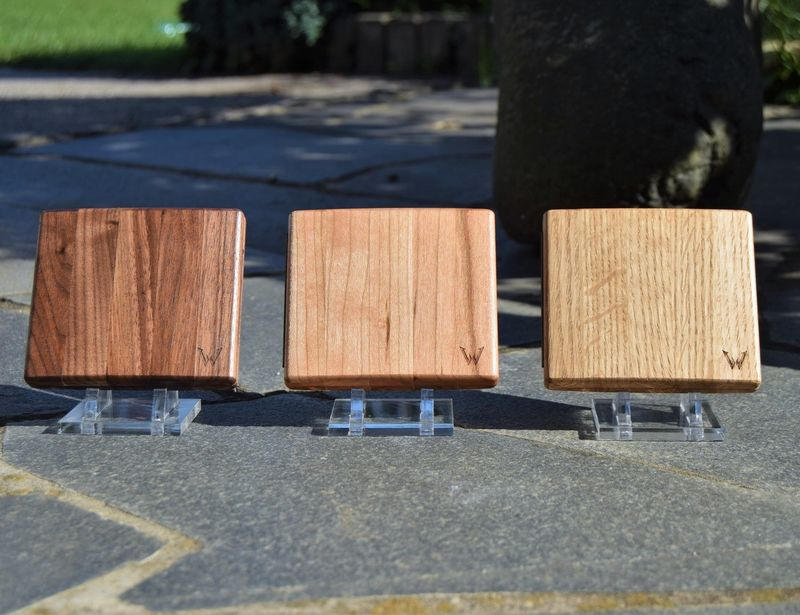 Reinforced Wooden Wallets
