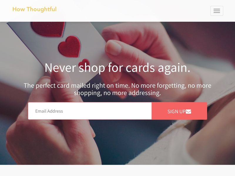 Greeting Card-Sending Services