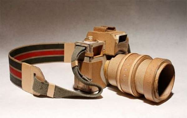 Recyclable DSLRs