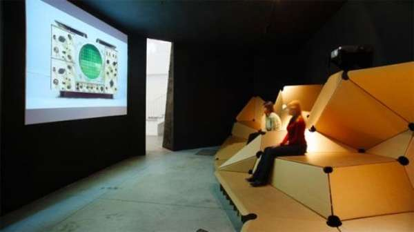 Recycled Cinema Seating