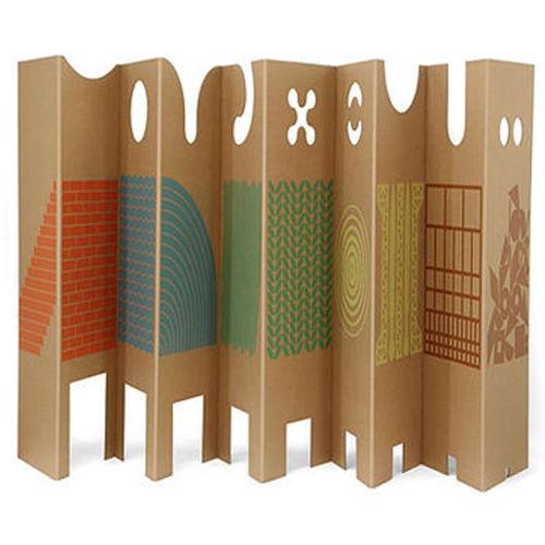 Cardboard Play Panels