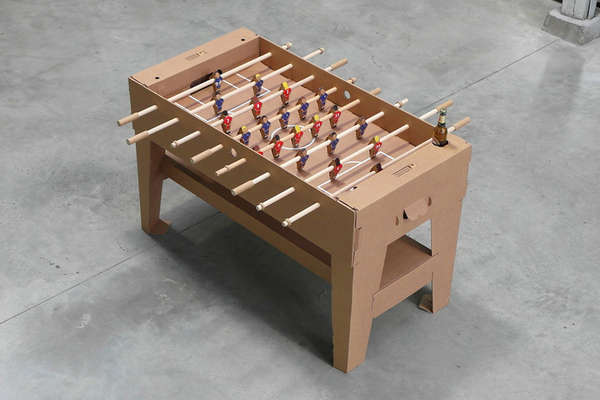 Eco-Friendly Foosball Tables