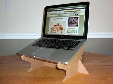 DIY Laptop Stands