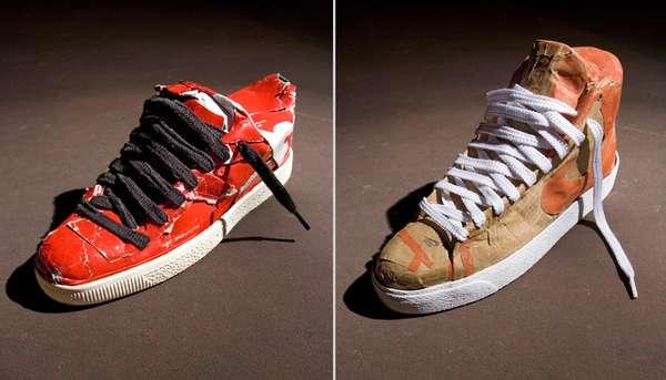 Cardboard Sneakers