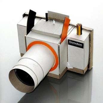Cardboard SLR