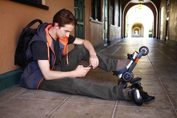 Attachable Modern Roller Skates
