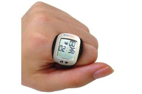 Finger-Fixed Ticker-Trackers