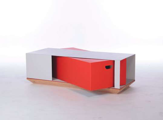 Adaptable Matchbox Tables