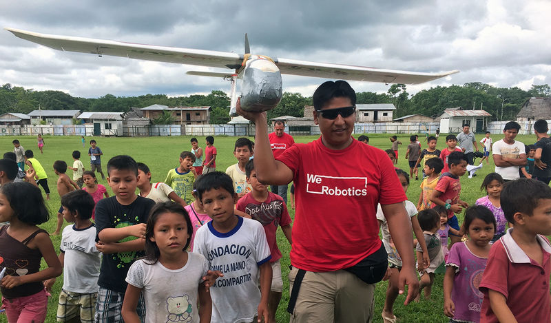 Antivenom-Delivering UAVs