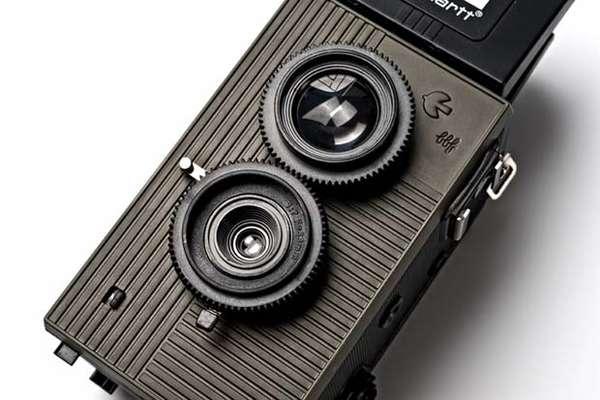Vintage Analogue Cameras