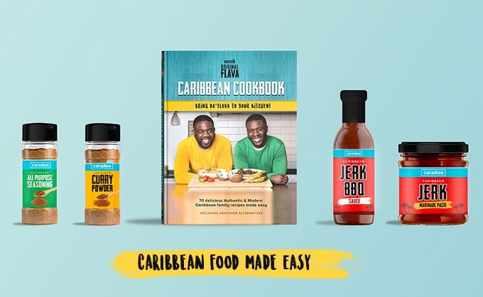Caribbean Cookbook Collections