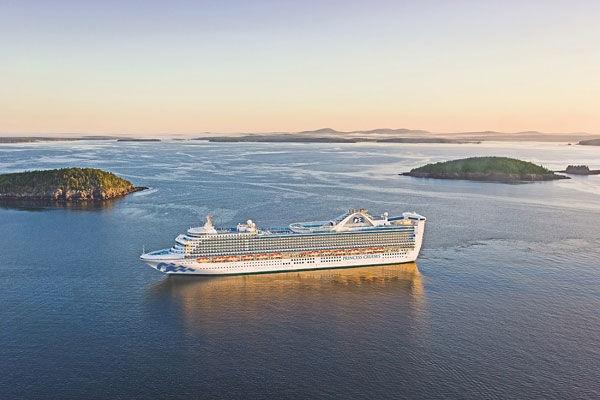 Retrofitted Family Cruise Ships