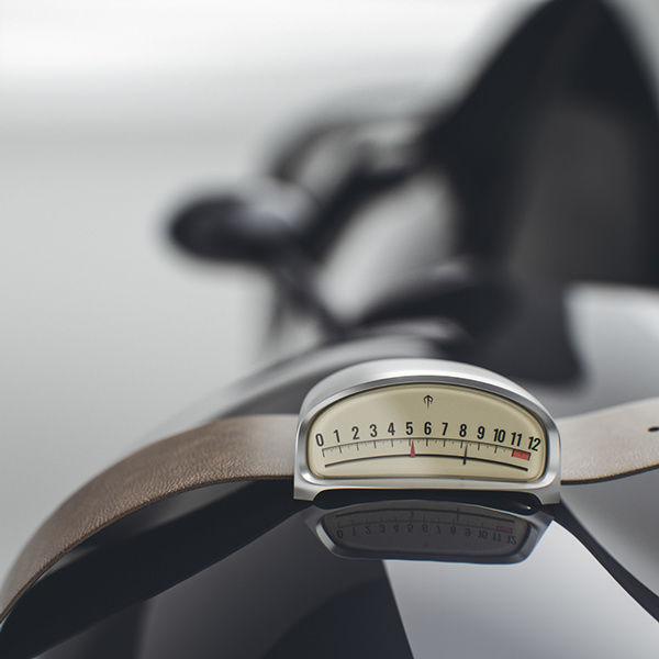 Speedometer-Shaped Watches