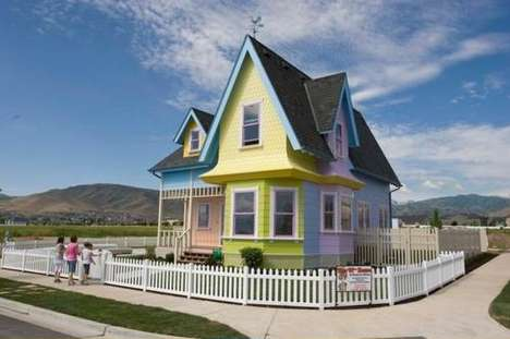 Carl and Ellie s dream house