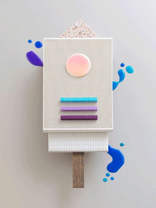 Melting Popsicle Installations