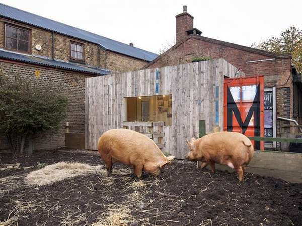 Pig Farm Office Spaces