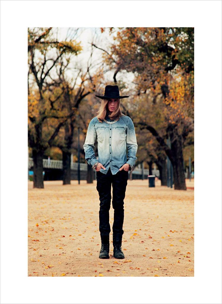 Urban Cowboy Editorials