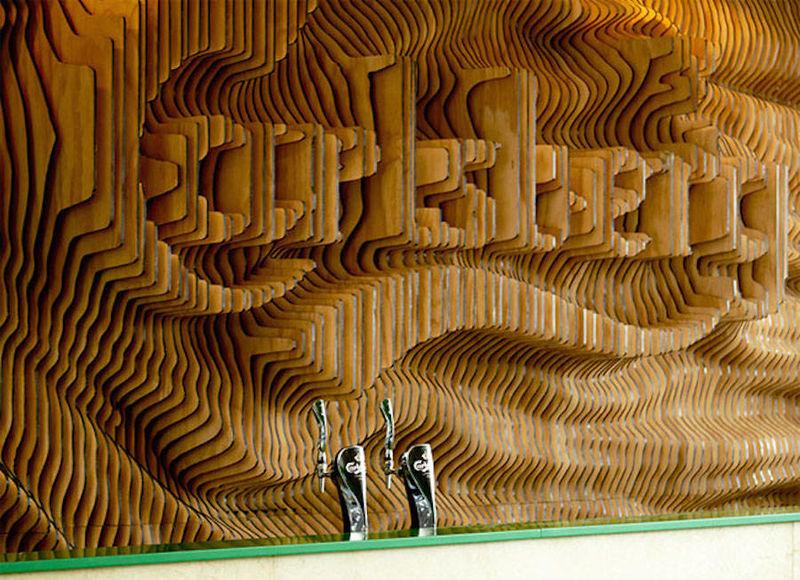 Laser-Cut Brand Logos
