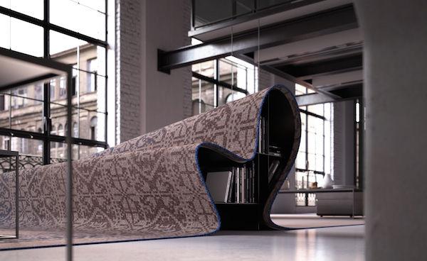 Deceptive Carpet Sofas