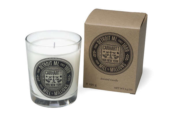 Timber Scented Candles