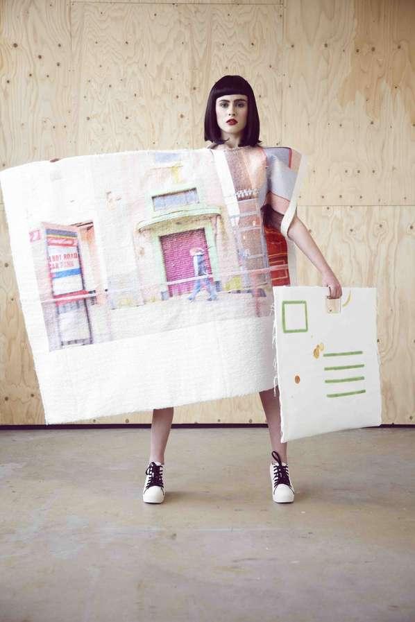 Folded Photo Fashions