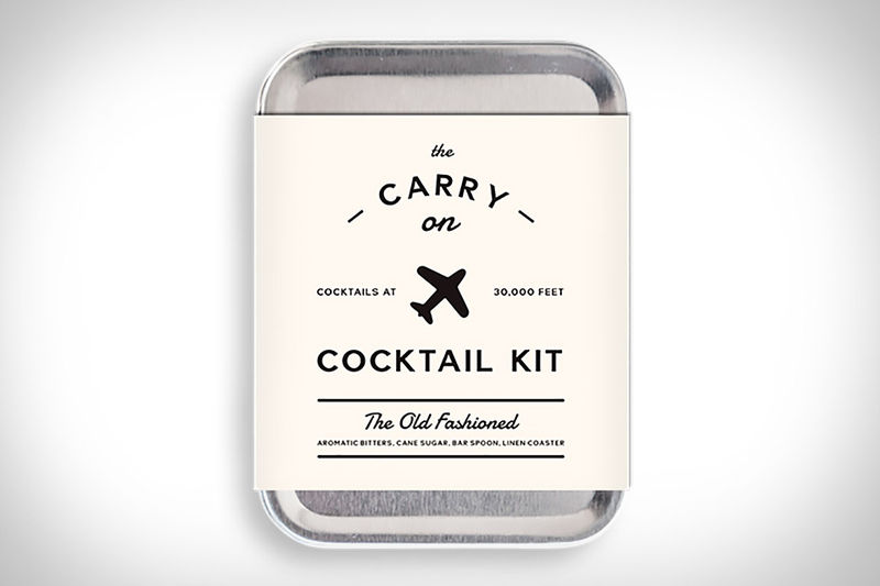 InFlight Cocktail Kits