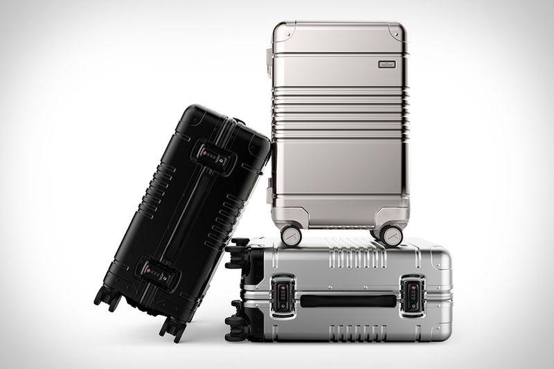 Technology-Focused Luggage