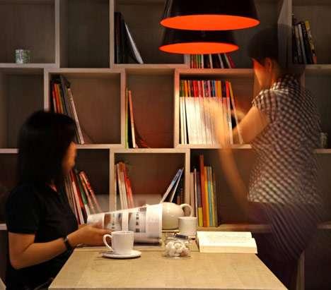 Cozy Concrete Cafes