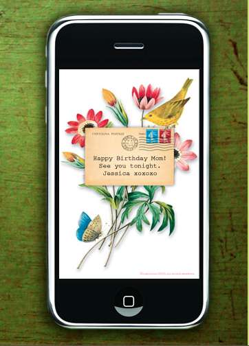 Artful Greeting Card Apps