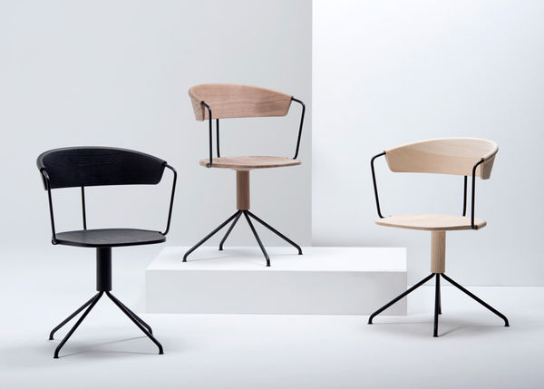 Sleek Authentic Office Chairs