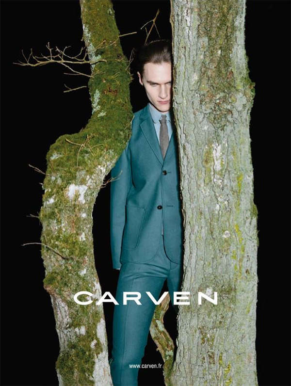 Dark Forest Menswear Ads