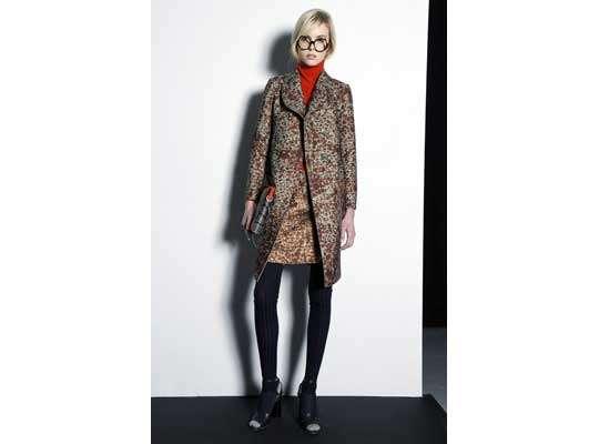 Layered Textural Fashions