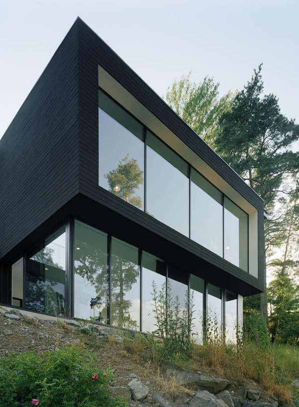 Casa Barone by Widjedal Racki Bergerhoff Architects