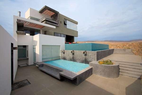 Cubed Geometric Desert Havens