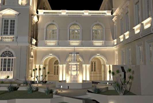 Mansion Hotel Makeovers