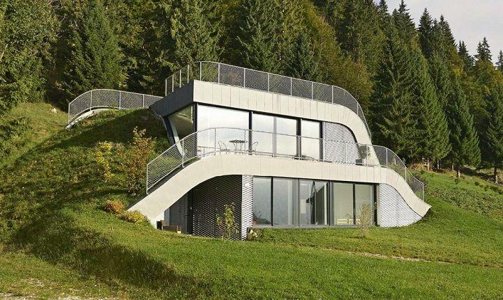 Land-Integrated Villas