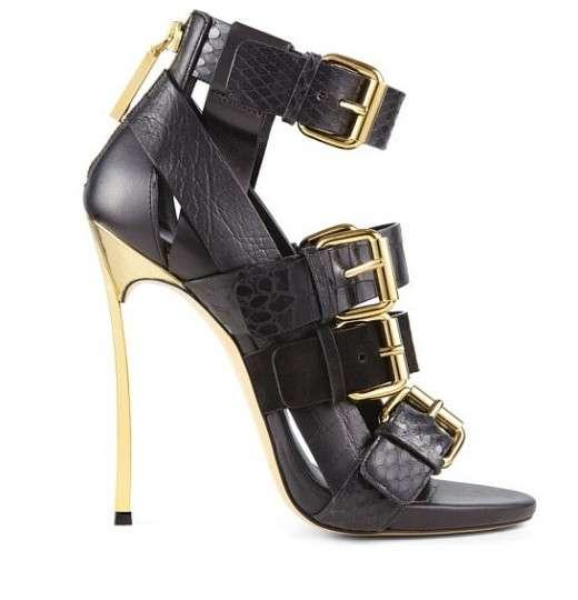 Belted Gladiator Footwear