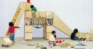 Hybrid Children's Furniture