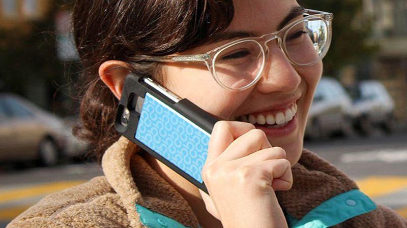 Interchangeable Battery Smartphone Cases