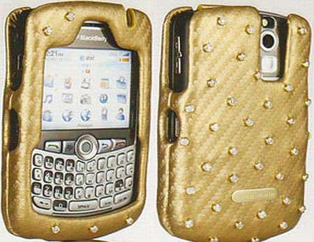 $20,000 Blackberry Case Given Away at CES