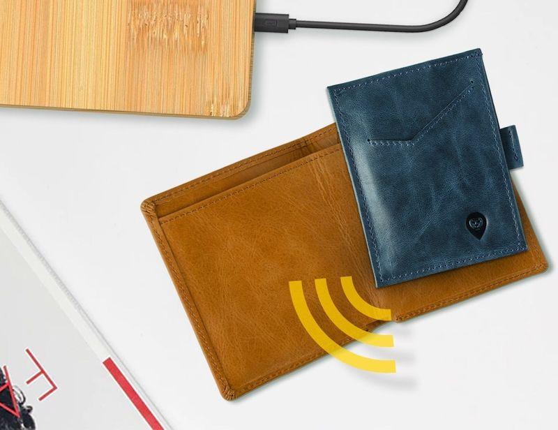 GPS-Enabling Wallets