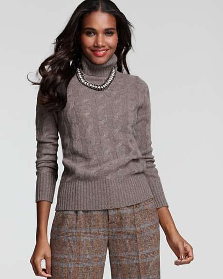 Cashmere Shop for Bloomingdales