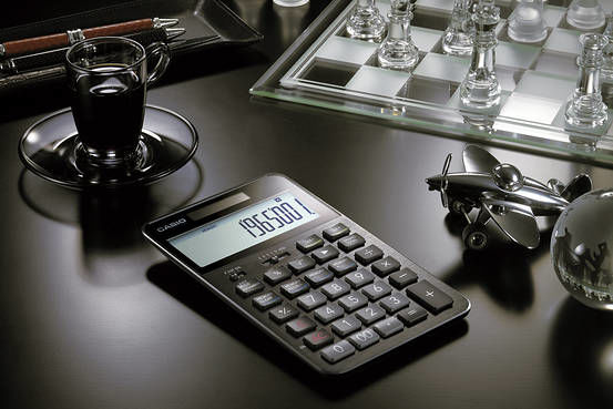 Low-Tech Luxury Calculators