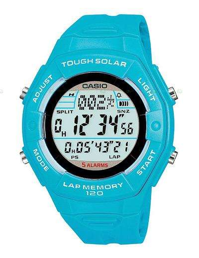 Casio LW-S200H Tough Solar