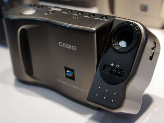Casio QV-10 Digital Camera