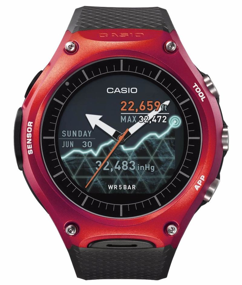 Outdoorsman Smartwatches