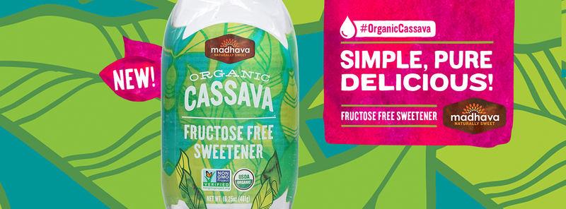 All-Natural Cassava Sweeteners